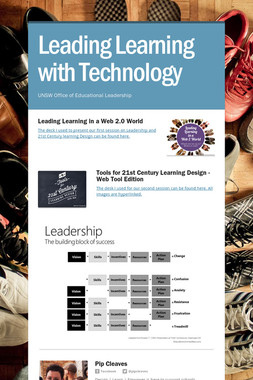 Leading Learning with Technology