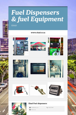 Fuel Dispensers & fuel Equipment