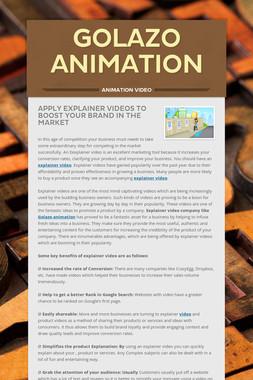 Golazo Animation