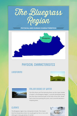The Bluegrass Region