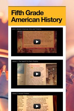 Fifth Grade American History