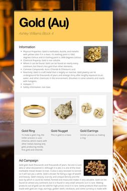 Gold (Au)