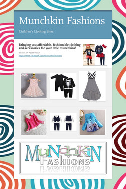Munchkin Fashions