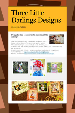 Three Little Darlings Designs