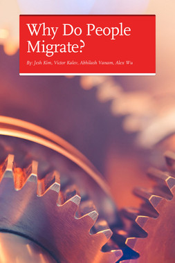 Why Do People Migrate?