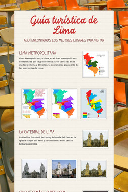 Guía turística de Lima