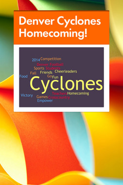 Denver Cyclones Homecoming!