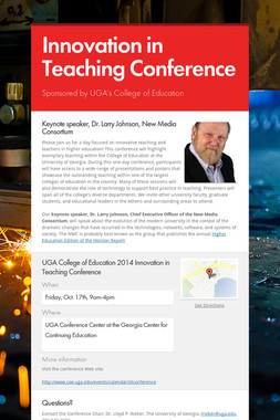 Innovation in Teaching Conference