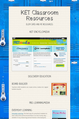 KET Classroom Resources