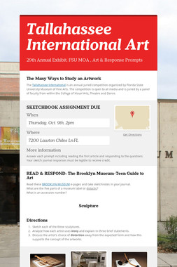Tallahassee International Art