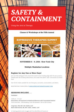 SAFETY & CONTAINMENT