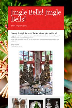 Jingle Bells! Jingle Bells!