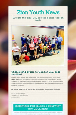 Zion Youth News