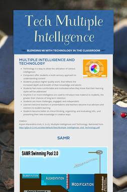 Tech Multiple Intelligence