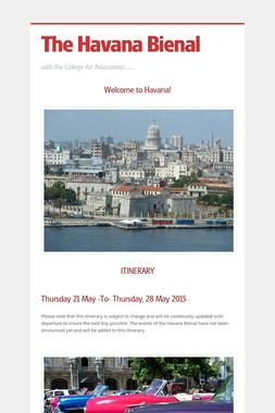The Havana Bienal