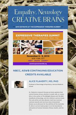 Empathy, Neurology CREATIVE BRAINS