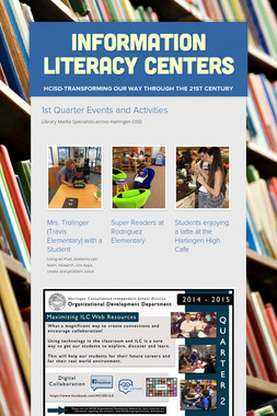 Information Literacy Centers