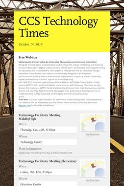 CCS Technology Times