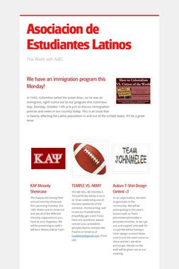 Asociacion de Estudiantes Latinos