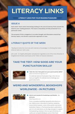 Literacy Links
