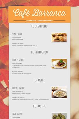 Café Barranca