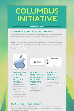 Columbus Initiative