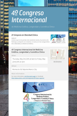 4º Congreso Internacional