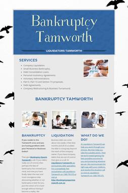 Bankruptcy Tamworth