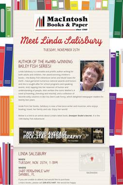 Meet Linda Salisbury