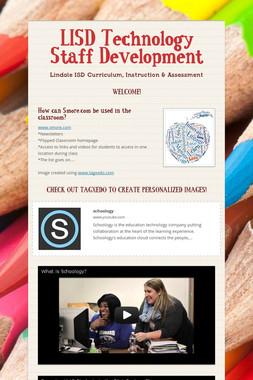 LISD Technology Staff Development