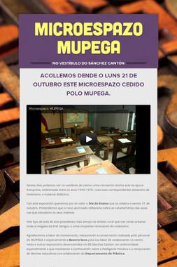Microespazo MUPEGA