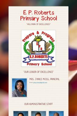 E. P. Roberts Primary School