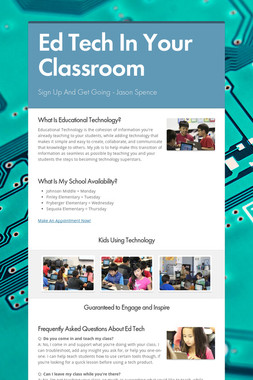 Ed Tech In Your Classroom