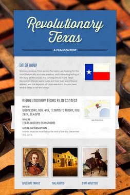 Revolutionary Texas