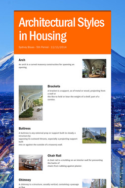 Architectural Styles in Housing