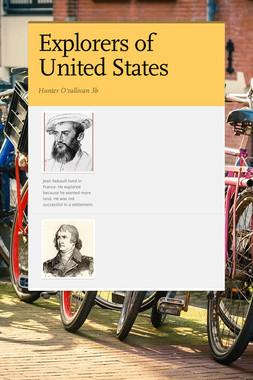 Explorers of United States