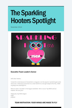 The Sparkling Hooters Spotlight