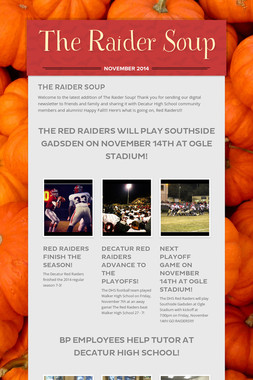 The Raider Soup