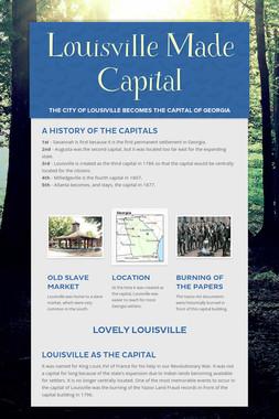 Louisville Made Capital