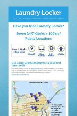 Laundry Locker