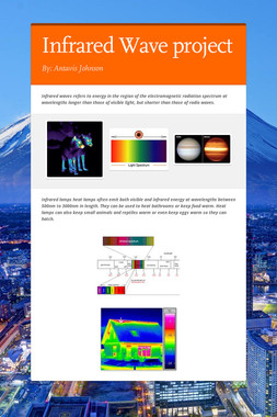 Infrared Wave project
