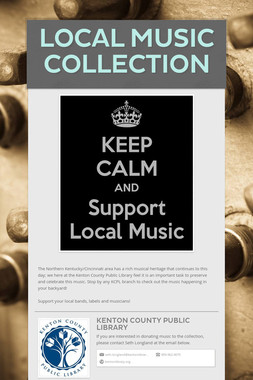 Local Music Collection