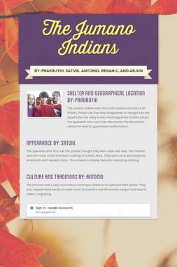 The Jumano Indians