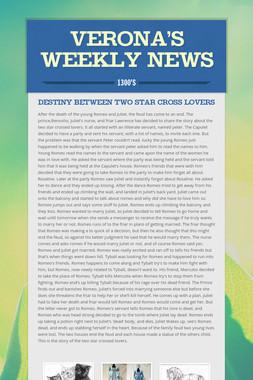 Verona's Weekly News