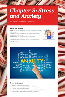 Chapter 8: Stress and Anxiety