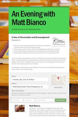 An Evening with Matt Bianco