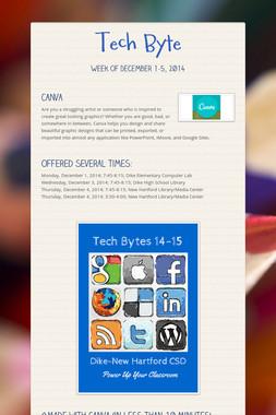 Tech Byte