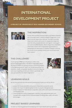 International Development Project