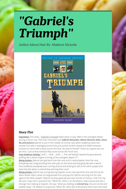 ''Gabriel's Triumph''