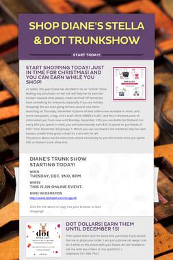 Shop Diane's Stella & Dot Trunkshow
